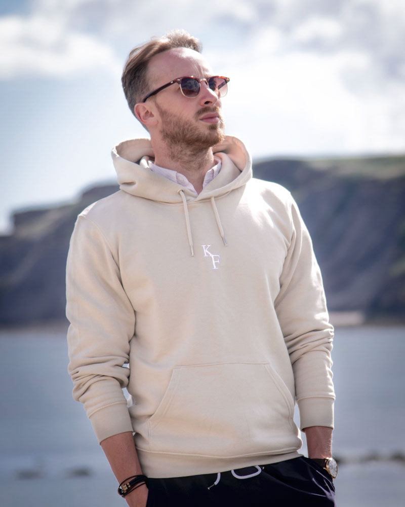 Men's fashion hoodies - Runswick Bay