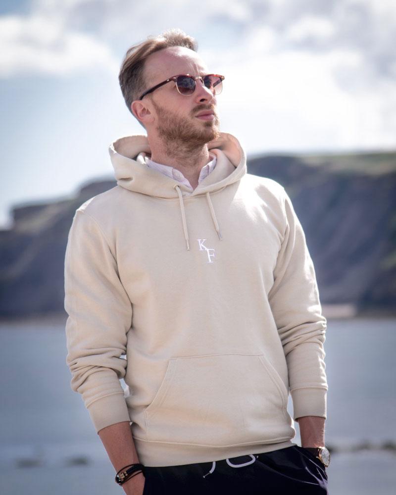 Men's fashion hoodies - Runswick Bay